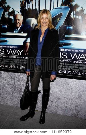 Mariel Hemingway at the Los Angeles Premiere of