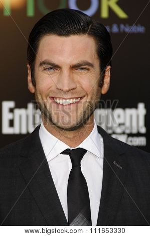 LOS ANGELES, CALIFORNIA - March 12, 2012. Wes Bentley at the Los Angeles premiere of
