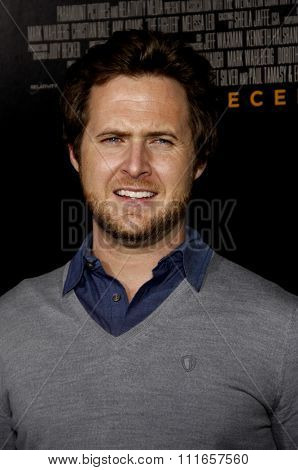 HOLLYWOOD, CALIFORNIA - December 6, 2010. AJ Buckley at the Los Angeles premiere of
