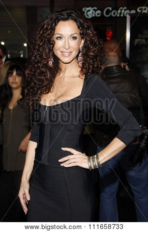 Sofia Milos at the Los Angeles Premiere of
