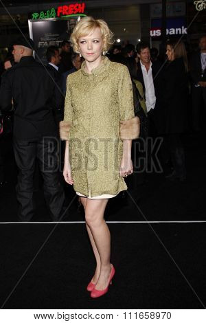 Emily Bergl at the Los Angeles Premiere of