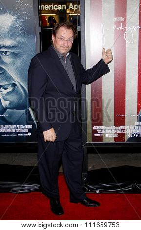 HOLLYWOOD, CALIFORNIA - November 3, 2011. Stephen Root at the AFI Fest 2011 Opening Night Gala World Premiere Of