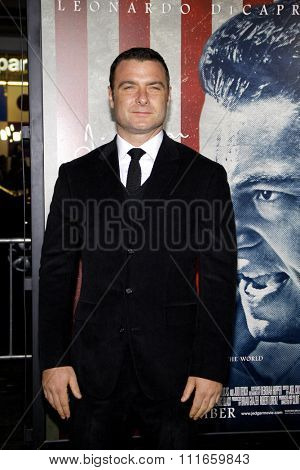 Liev Schreiber at the AFI Fest 2011 Opening Night Gala World Premiere Of
