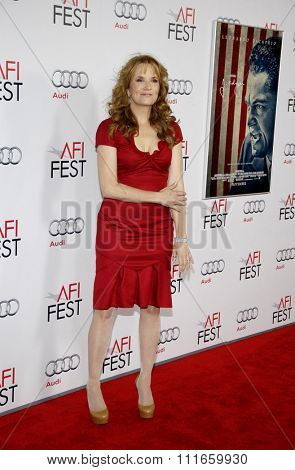 Lea Thompson at the AFI Fest 2011 Opening Night Gala World Premiere Of