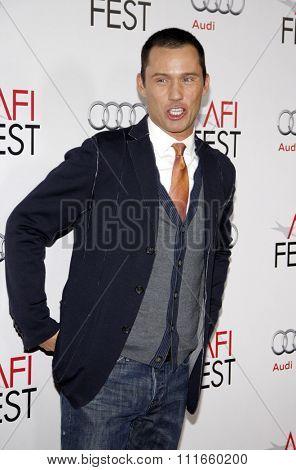 Jeffrey Donovan at the AFI Fest 2011 Opening Night Gala World Premiere Of
