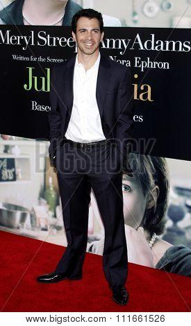 Chris Messina at the Los Angeles screening of