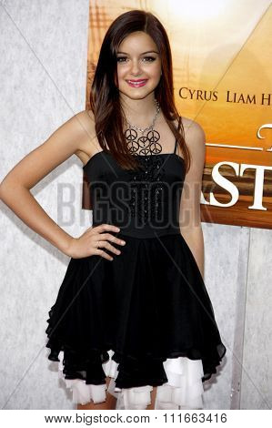 Ariel Winter at the World Premiere of