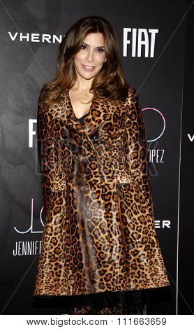 Jo Champa at the JLO's Private party after the AMA's held at the Greystone Manor Supper Club in West Hollywood, California, United States on November 20, 2011.
