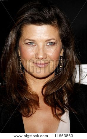 Daphne Zuniga at the Los Angeles Gay & Lesbian Center Honors Rachel Zoe held at the Sunset Tower Hotel, California, United States on January 23, 2012.