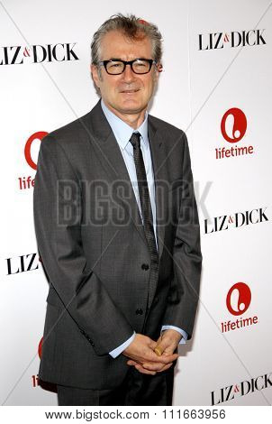 LOS ANGELES, CALIFORNIA - November 20, 2012. Christopher Monger at the Los Angeles premiere of 'Liz & Dick' held at the Beverly Hills Hotel in Los Angeles.