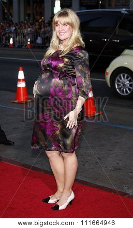 HOLLYWOOD, CALIFORNIA - September 20, 2009. Ashley Jensen at the Los Angeles premiere of