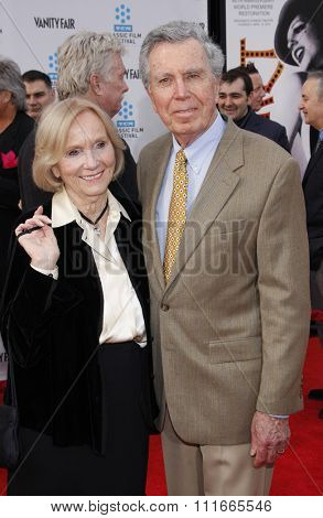 Eva Marie Saint at the 2012 TCM Classic Film Festival Opening Night Gala held at the Grauman's Chinese Theater, California, United States on April 12, 2012.