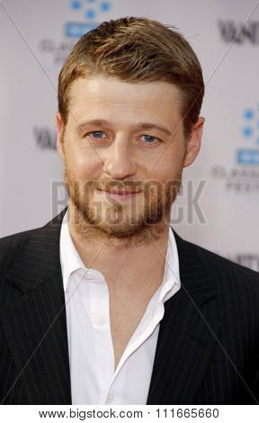 Benjamin McKenzie at the 2012 TCM Classic Film Festival Opening Night Gala held at the Grauman's Chinese Theater, California, United States on April 12, 2012.