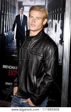 Trevor Donovan at the Los Angeles Premiere of