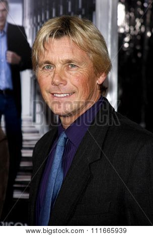 Christopher Atkins at the Los Angeles Premiere of