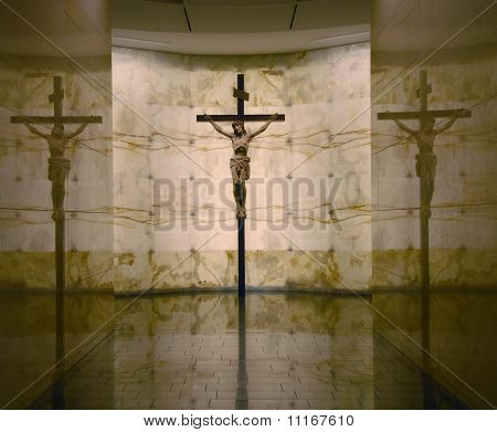 Christ And His Reflections