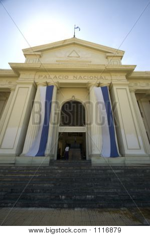 National Palace Managua