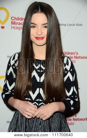 LOS ANGELES - DEC 12:  Landry Bender at the Childrens Miracle Network Winter Wonderland Ball, at the Avalon Hollywood on December 12, 2015 in Los Angeles, CA