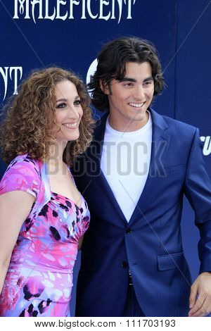 LOS ANGELES - MAY 28:  Blake Michael at the