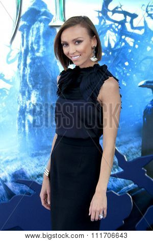 LOS ANGELES - MAY 28:  Giuliana Rancic at the