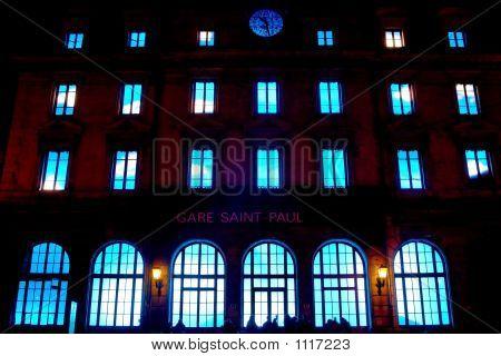 Saint Paul Station Facade
