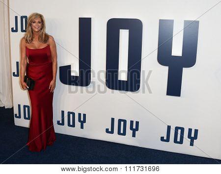 NEW YORK-DEC 13: Joy Mangano attends the