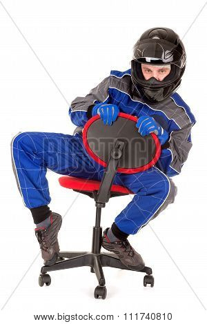 Office Racing Driver