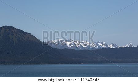 The Mountains of the Inside Passage