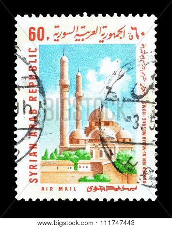 Syria 1969
