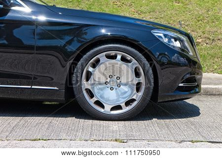Mercedes-maybach S 500 2015 Wheel