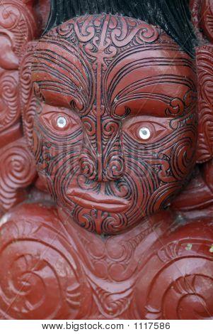 Mauri Carving