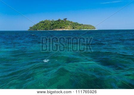 Exotic Getaway Blue Atoll