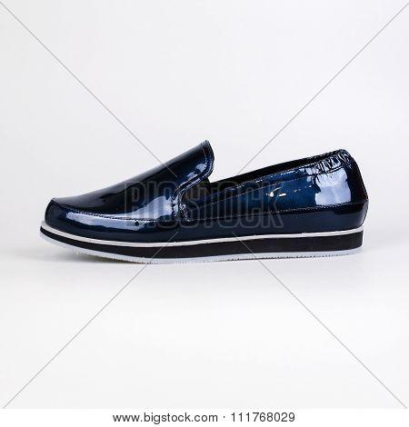 Stylish Blue Shoes