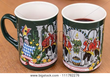 Christmas Mugs and Gluhwein