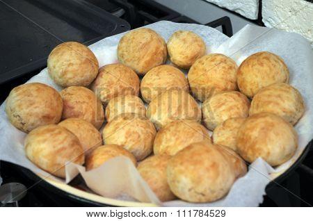 Fresh Appetizing Bread