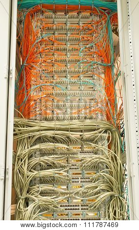 Network Hub and Switch