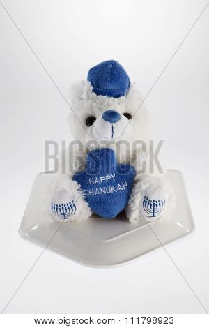 Chanukah Bear