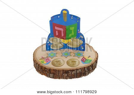 Dreidel Decorations