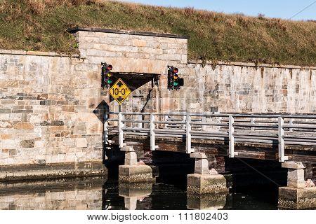 Bridge to Tunnel at Fort Monroe