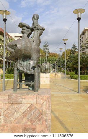 Bronze Sculptures In Marbella