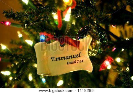 Emmanuel With Us