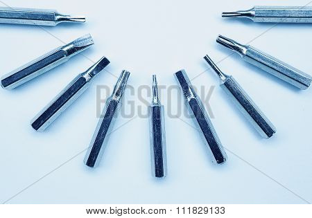 Small Screwdriver Set