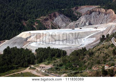 Outdoor Salt Mine