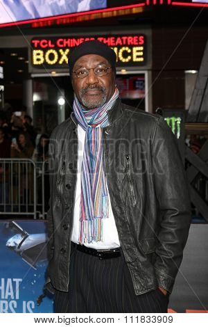 LOS ANGELES - DEC 15:  Delroy Lindo at the Point Break Premiere at the TCL Chinese Theater on December 15, 2015 in Los Angeles, CA