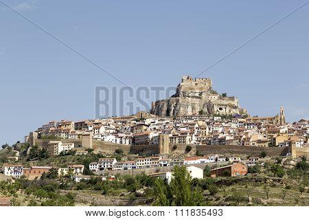 Morella, Castellon, Spain