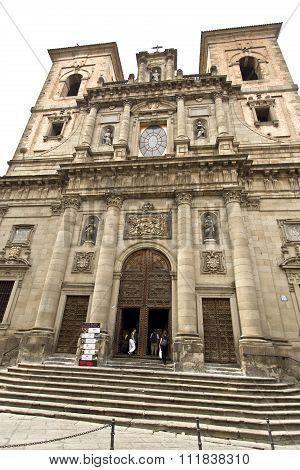 Church Of San Ildefonso