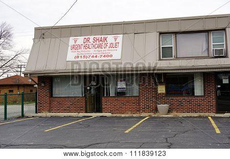Dr. Shaik Urgent Healthcare of Joliet