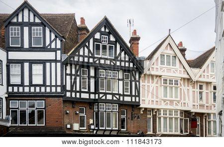 Tudor Frontage