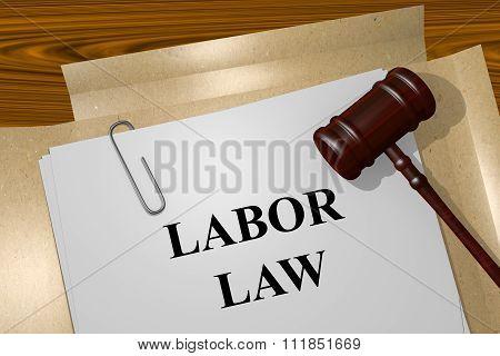 Labor Law Concept