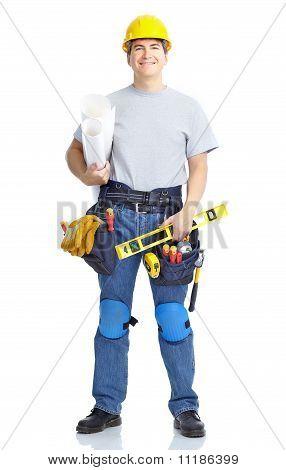 Handsome Builder